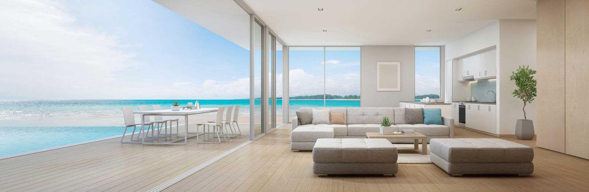 Global Luxury Vacation Rental Banner
